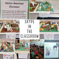 Bringing the World to Us With Skype in the Classroom!