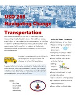 Navigating Change - Transportation
